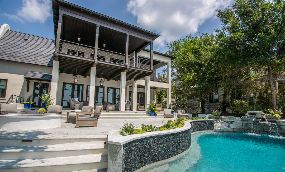 Sea Island Custom Home Builder